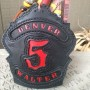 denver fire department helmet shield
